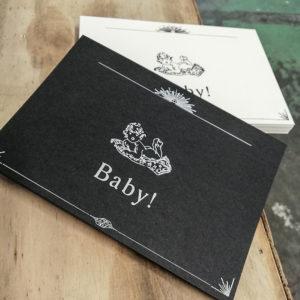 Utlistingsbilde for bilde av babykort