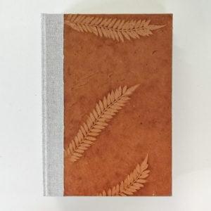 Brun notatbok